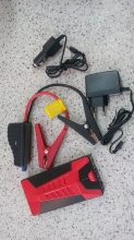 Jumpstart/Power bank 10.000mAh, 12V